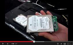 كيفية إستخراج هاردسك اللاب توب وتشغيله على جهاز آخر – YouTube